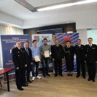 Powiatowy Turniej Wiedzy Pożarniczej