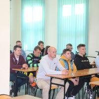 uroczyste zakończenie roku szkolnego dla słuchaczy Kwalifikacyjnych Kursów Zawodowych