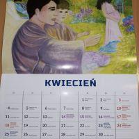 Praca Roksany w Kalendarzu